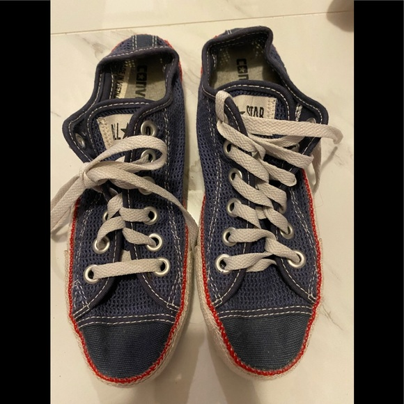 Converse shoes all stars